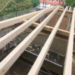 Holzdecke Altbausanierung